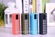 Portable design Bluetooth wireless audio transmission, metal sense