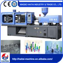 HTW140/PET Standard Sizes two color pet pvc injection molding machine