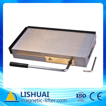middle and fine pole pitch 150*150 magnetic chuck/plate