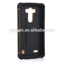 For lg g3 quick circle case,plastic phone case for LG G3 Quick Circle Case