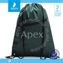 Japan nylon drawstring travel bag back pack bag