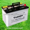 New Design Yuasan 12V 75AH Dry Battery Lead Acid Automobile Car Battery -75D31L(N70ZL)