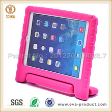 Case For ipad mini 1/2/3 case 360 degreen rotation Handle EVA case covers