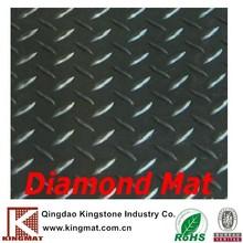 anti slip rubber mat & Rubber Sheet & Little coin design