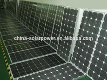 Factory wholesale high efficiency A grade good price 12v 300w solar panel