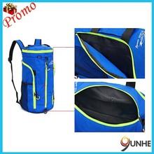 Large capacity folding travel backpack,folding backpack bicycle