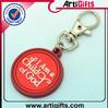 Good quality custom pvc keyring promotional keyring