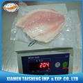 De fruits de mer congelés filet Types de poissons de la mer