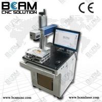 Hot !Hot !Hot ! Fiber laser marking machine for ring maring BCJ-10W