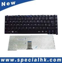 For Samsung laptop keyboard R510 R560 R70 R60 Black Spanish tablet backlit keyboard