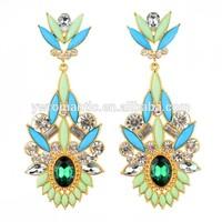 Free express shipping! Hot sale top fashion earring factory china