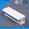 مصنع lanke المضادة-- الأشعة فوق البنفسجية البلاستيكية سعر 60 سلسلة أبواب upvc