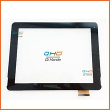9.7inch Capacitive Touch Screen F-WGJ97104-V2 For PIPO M6 Tablet PC Replacement 3G Quad Core Touch Screen Digitizer Glass MID