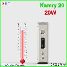 2015 Best Selling Products New Mechanical Mod 20 Watts Kamry 20 Mod
