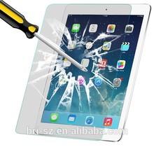 0.3mm 2.5D tempered glass screen protector for ipad mini for iPad Mini2 Retina