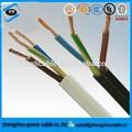 Melhor preço BVVB plástico sucata preços sucata de fio fio de cobre isolados para a venda com padrão australiano