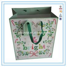 Alibaba China manufacturing christmas brown paper gift bag popular gift paper bag