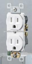 UL receptacle USA gfci 120v 15 amp socket
