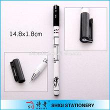 school plastic fine point gel pen
