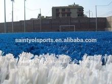 fibrillated yarn football artificial grass manufacturer