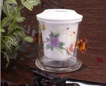 2014 cheap glass thermos/porcelain tea pot set/chinese tea pot