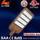 golden supplier brown shell 6m street light color temperature led street light