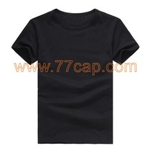 2015 high quality 100% cotton eco-friendly mens T-shirts for men