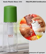 plastic pressure oil sprayer