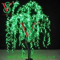 2015 outdoor lighted twig christmas tree LED light holiday lighting