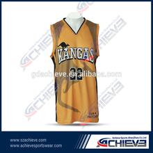 womens/female latest basketball uniform basketball jersey design