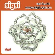 wholesale cheapest rhinestones brooch Embellish decorations