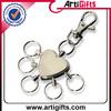 Handmade metal promotion metal keychain finder