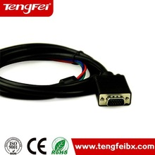 High quality splitter rca vga adapter