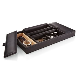 FREE DESIGN luxury leather tray for home or hotel supplies