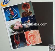 sheet size A4 waterproof inkjet glossy photo paper magnetic glossy photo frame