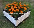 Popular super calidad jardín olla decoración de interior/al aire libre planta de contenedores molde