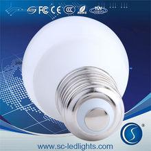 Led bulb light edison led 5W A50 CRI 80 led light bulb E27,E14,GU10,B22