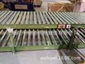 Double couche de convoyeur à rouleaux ligne pour climatiseur, convoyeur à rouleaux ligne d'assemblage