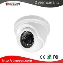 CMOS FULL HD 700TVL 20m ir distance led cctv dome camera with 24pcs Plastic or Aluminium Housing