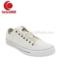2015 hot sale white canvas shoes