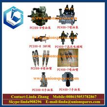 Genuine diesel injection pump for PC100 PC200 PC300 PC400 450 excavator oil pump fuel pumps