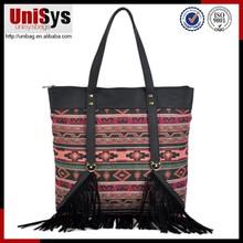 High quality china fashion National spanish brands handbag