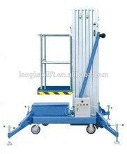 single post one man lift/hydraulic lift