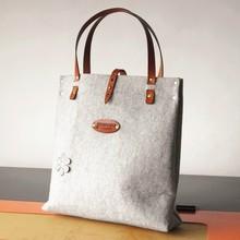 Hot Sale Wool Felt Women Shoulder Bag