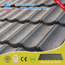 Roofing Products Natural Colorful Stone Coated Metal Roof Sheet