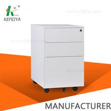 kefeiya new style 3 drawer metal filing cabinet