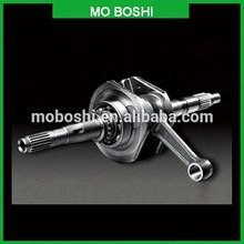 China wholesale motorcycle parts for suzuki smash 110 model of crankshaft with OEM quality