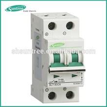 AC DC Mini circuit breaker 1A~63A
