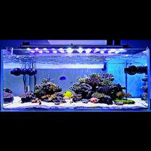 90 degree optics white/blue led aquarium lighting
