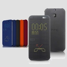 Offical Dot View Flip silicone Case for HTC Desire Eye